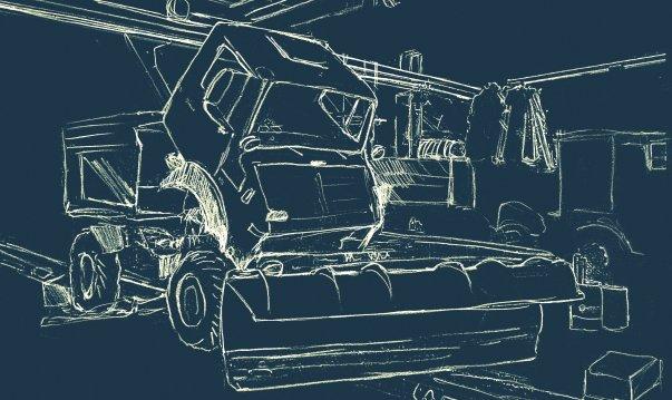 Нетипичный ремонт и модифицирование транспортных средств